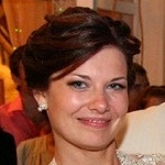 The member of Rotary eClub Ukraine - Olga Androsova