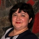 The member of Rotary eClub Ukraine - Iryna Leibova